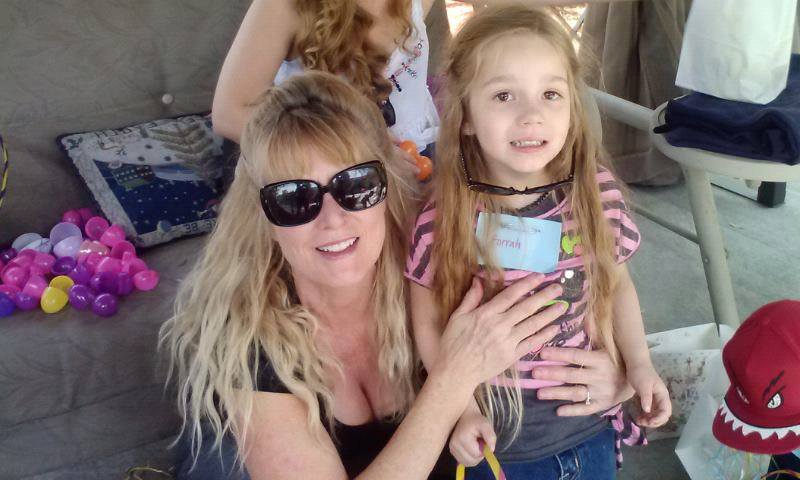 laura granddaughter
