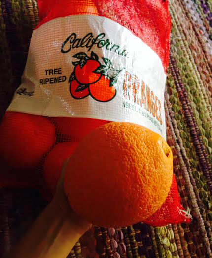 big California Tree Ripened Navel Orange