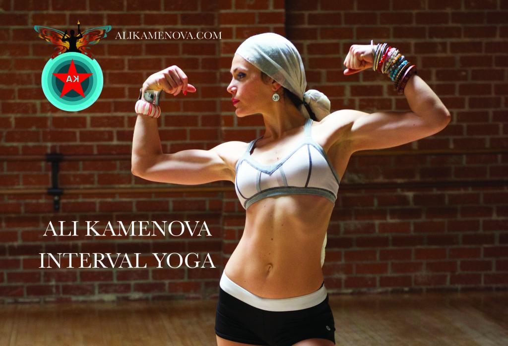 ALi kamenova interval hiit yoga