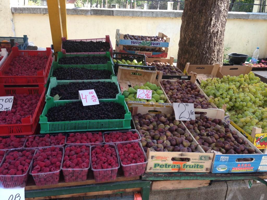 Farmers Market Bulgaria