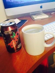zevia macha tea