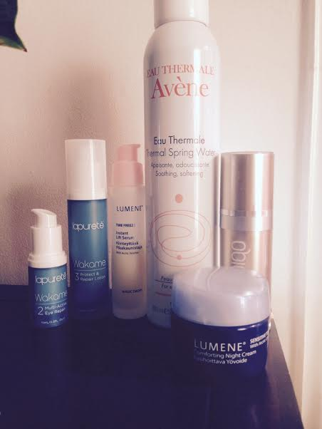 avene Thermal Water spray