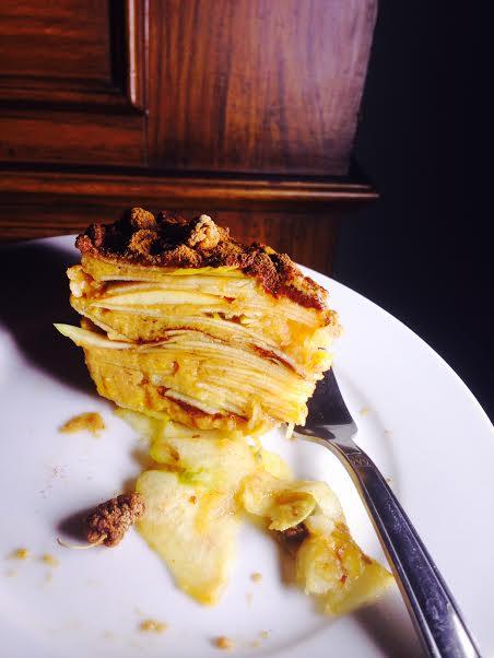 apple slice pie