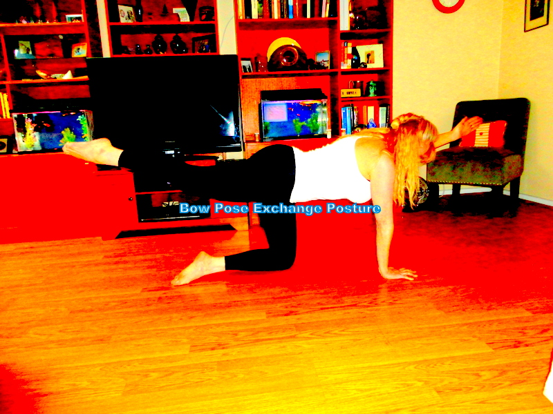 bow pose modification