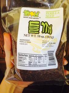 perilla seed better than chia