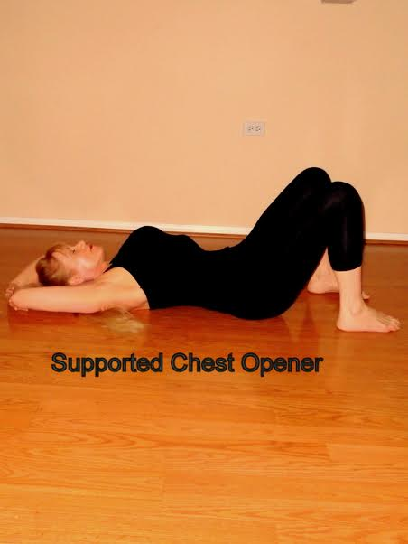 supported chest opener