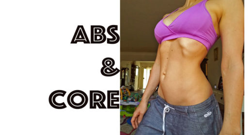 30 DAY ABS AND CORE CHALLENGE