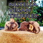 NUTELLA AVOCADO TRUFFLES