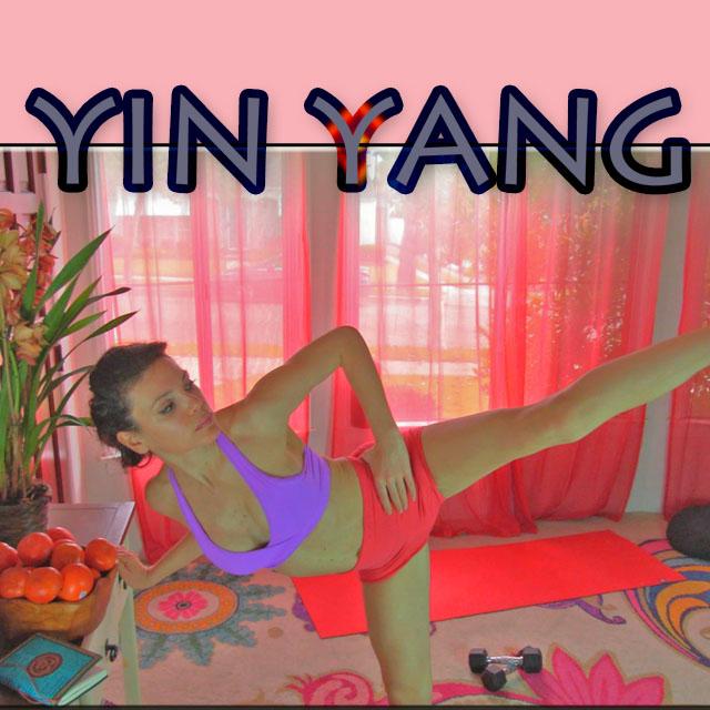 YIN YANG YOGA STRENGTH CLASS